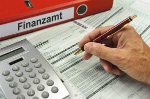 Einkommenssteuer und Steuerentlastung