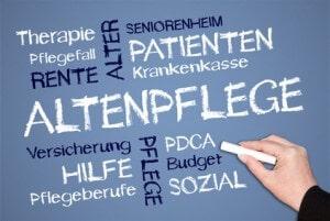 Aufstockung der Pflegeversicherung