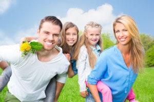 Familie und Kindergeld