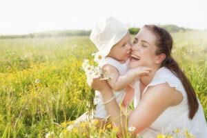 Erziehungszeit und Rente für Mütter
