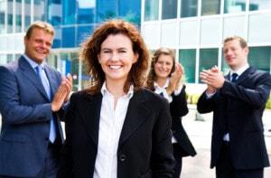 Frauen als Führungskraft
