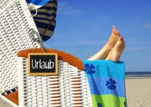 Brückentage und Urlaub