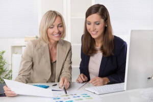 System der dualen Berufsausbildung