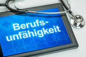 Berufsunfähigkeit und BU-Versicherung