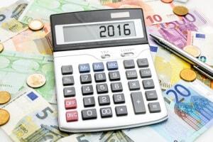 2016 gibt es mehr Geld