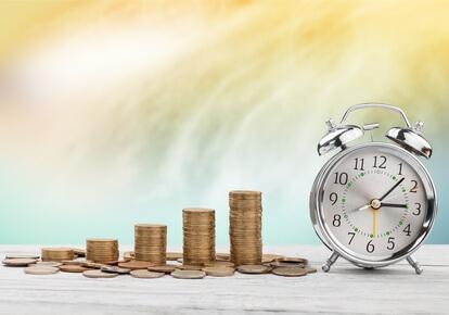 Verzugspauschale und Lohnverzug