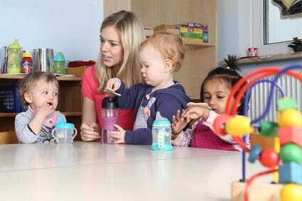 Kinderbetreuung und Kinderbetreuungsgeld