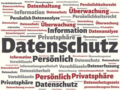 Datenschutz und Datenschutzgrundverordnung