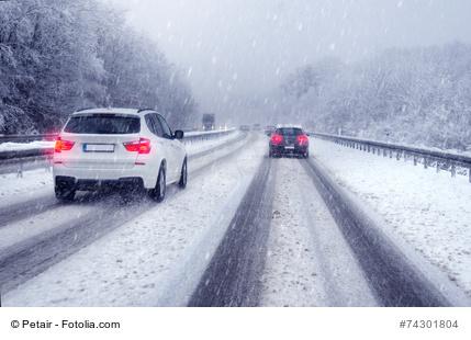 Schneechaos und Wegerisiko