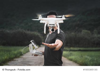 Quadrocopter und Kennzeichnungspflicht