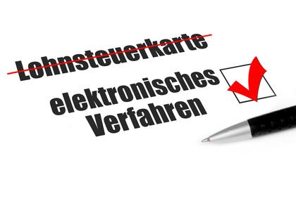 ELStAM und Steuer-ID