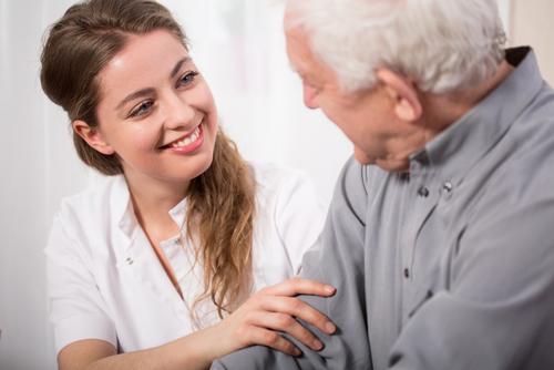 Pflegegrad und Pflegedienst