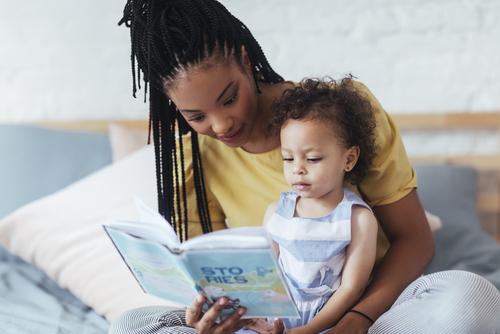 Kinderbetreuung und Home-Office