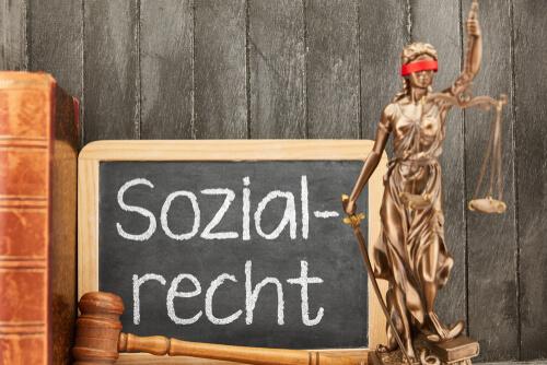 Grundgesetz und Sozialgesetzbuch