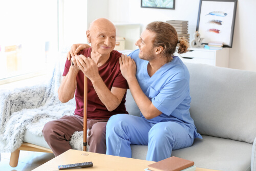 Pflegedienst und Pflegegrad