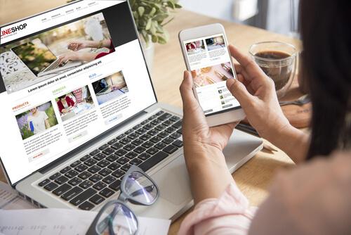 Website und Online-Marketing