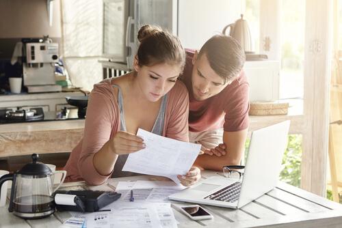 Finanzamt und Lohnsteuer