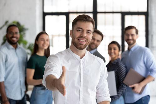 Stellenanzeige und Jobsuche